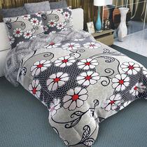 Cobertor Matrimonial Providencia Stephy Reverso Borrega