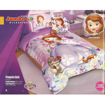 Edredon Providencia Pricesita Sofia Hd Disney Individual