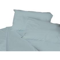 Juego Sabanas Colchon Casper&home Azul Queen Size Dormimundo