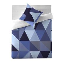 Juego De Funda Duvet Origami 2 Individual Bytex