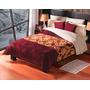 Cobertor Con Borrega King Size Granada Concord