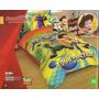 Edredon Toy Story Hd Disney Individual