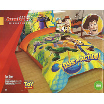Edredon Toy Story Hd Disney Individual