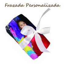 Regalo Personalizado, Frazada, Cobijas, Regalo Ideal Novio,a