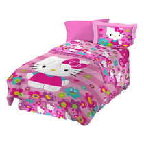 Set De Edredon De Hello Kitty