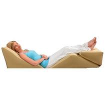 Cojín Inflable Posturas Cama Reposo Descanso Almohada 70cm