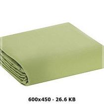 Duvet Individual Verde
