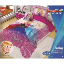 Edredon Frozen Hd Disney Individual