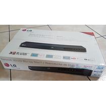 Reproductor Blueray 3d, Dvd Y Usb. Lg Bd660