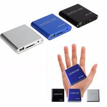 Reproductor Mini Hd Media Player Mkv,mp4,avi,jpg,1080p 8 Gb