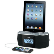 Docking Station Ihome Ihome Dual Stereo Fm Ipad Ipod Iphone