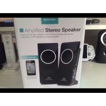 Bocina C/amplificador Para Iphone,ipod,celulares,mp3