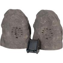 Audio Inlimited 900mhz Bocinas (2) Tipo Roca Inalambricas