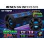 Steelpro Bazooka Audioritmica + App, 2000w,usb, Sd,bluetooth