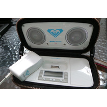 Roxy Sound I-p23 Bocina Portatil, Dock Ipod