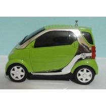 Bocina Portatil Smart Colores Mp3 Fm Aux 3.5 Recargable