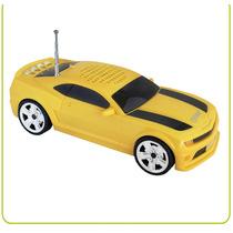 Bocina Tipo Carro Camaro Con Finos Detalles Excelente Sonido