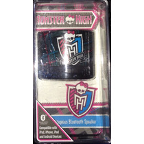Bocina Bluetooth Monster High Nueva Batería Recargable