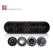 Bocina Bluetooth Pill Voz Micro Sd Celular Iphone Ipad