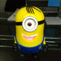 Bocina Recargable Minion, Usb, Micro Sd, Radio, Aux, 1 Eye