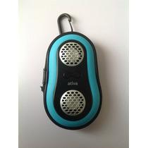 Bocina Portátil Para Tu Walkman O Celular, Funciona Con 2aa