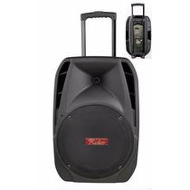 Bocina Bafle Pila Recargable Usb Bluetooth Microfono Contro