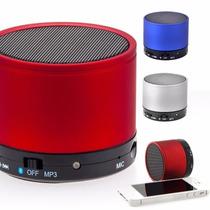 Mini Bocina Recargable Bluetooth Iphone Micro Sd Ipod Ipad