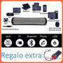 Bocina Speaker Bluetooth Recargable C/usb,radio,mp3,micro Sd
