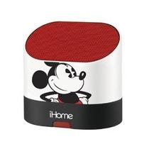 Altavoz Recargable De Mickey Mouse Con Estuche De Transporte