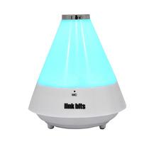 Bocina Portatil Mp3 Radio Fm P712 Lampara Bluetooth Colores