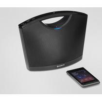 Bocina Sony Con Bluetooth Y Nfc En Color Negro Portatil