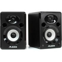 Alesis Elevate 5 Par De Monitores De Estudio Amplificados