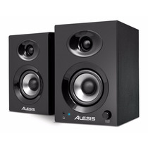 Alesis Elevate 3 Monitores De Estudio Elevate 5 Krk Rokit 5
