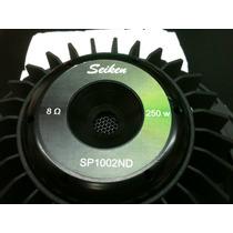 Bocina 10 Neodimio 250 Watts