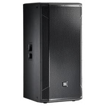 Jbl Stx835 Dual 15 Three Way System In A Trapezoidal
