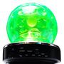 Esfera Disco Led Con Bocina Mp3 Bateriarecargable Usb Sd Aux