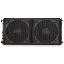 Qsc Wl-3082line Array Speaker Dual 8 Driver 140 X 10