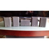 Set De Bocinas Para Teatro En Casa Yamaha Nx-220