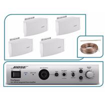Sistema Bose Iza+ds16s De Audio Instalado Para Pared