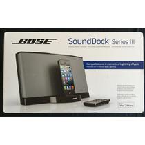 Sounddock Bose Series Iii