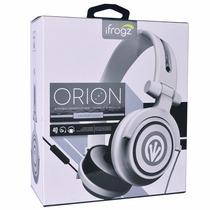 Ifrogz Orion Deluxe Comfort Stereo Headphones W/inline Micro