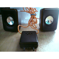 Sony Ericsson Mps-60 Black-orange Bocinas Portatiles Speaker