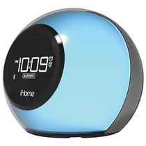 Ihome - Color Bluetooth Cambio De Alarma Dual Clk