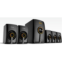 Bocinas Bluetooth 5.1 Vorago Spb-500 Home Theater