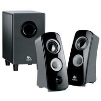 Bocinas Stereo Logitech Z323 2.1 980-000357 Nuevas Factura