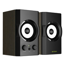 Bocinas Eagle Arion Et-ar302-bk 2.0 Soundstage Speakers