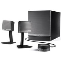Bose Companion 3 Bocinas Sistema Multimedia A Meses Sin Inte