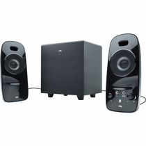 Cyber Acoustics 8 W Bluetooth Powered Speaker System (ca-309
