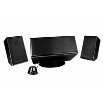 Bocinas Estereo 2.1 Doble Subwoofer Perfect Choice Pc112129