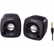 Bocinas Activas Sony Srs-m50 Portatiles Excelente Audio 5w